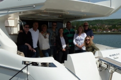 Island Charters - 50th Birthday Celebrations