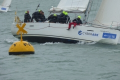 Mostly Medias Cowes Week Powerboat Day