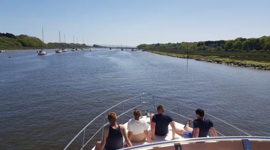 Private Yacht Charter - Medina River