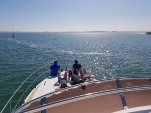 Yacht Charter - New Forest