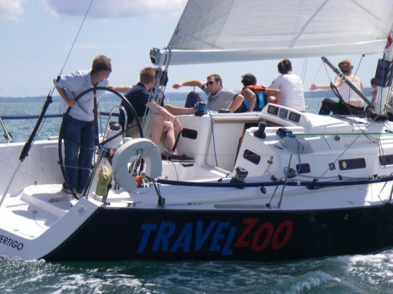 Company regatta's and team building